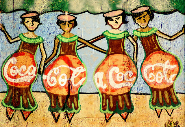 coke bottle women by cranky messiah