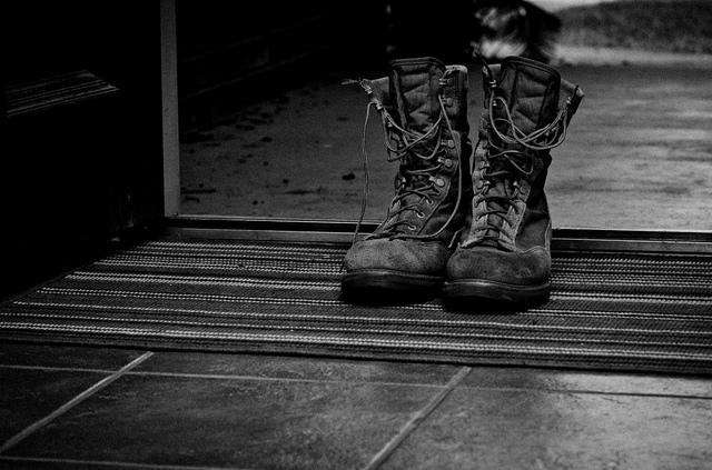 retirement - boots